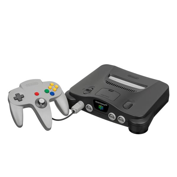 Nintendo 64 Hire